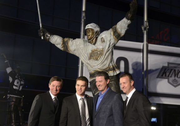 Wayne Gretzky Los Angeles Kings