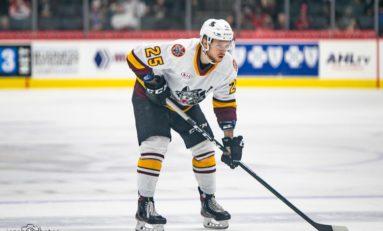 Golden Knights Prospect Lucas Elvenes Could Make NHL Roster Soon