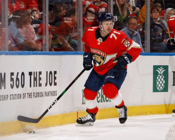 Lucas Wallmark Florida Panthers