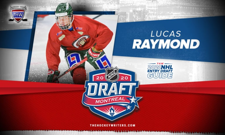The Hockey Writers 2020 NHL Entry Draft Guide Lucas Raymond