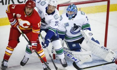 Flames' Lucic Suspended 2 Games for Roughing