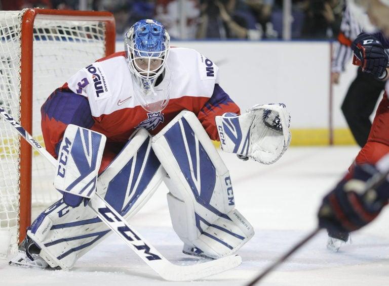 Lukas Dostal Czech Republic Anaheim Ducks