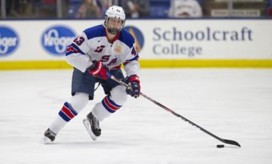 2021 NHL Draft: 5 USNTDP Players to Watch