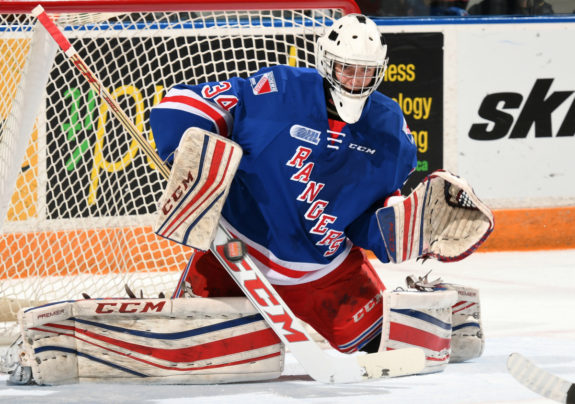Luke Richardson Kitchener Rangers