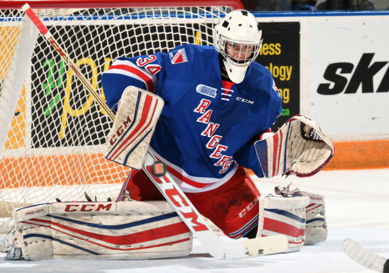 Luke Richardson, Kitchener Rangers, OHL
