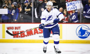 Lightning: Schenn Is Not an Answer on the Blue Line