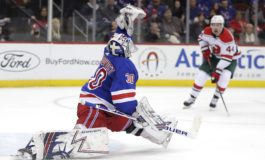 Lundqvist & Fast Leading the New Kids