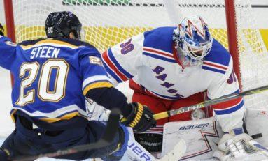 Rangers' 2018-19 Report Cards: Henrik Lundqvist