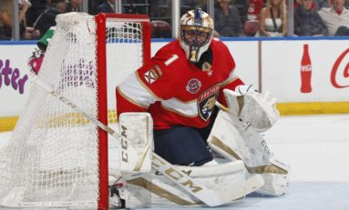 Roberto Luongo Back with Panthers as a Special Adviser