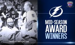 Lightning Mid Season Award Winners