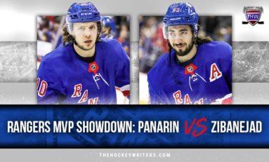 Rangers MVP Showdown: Artemi Panarin Vs. Mika Zibanejad