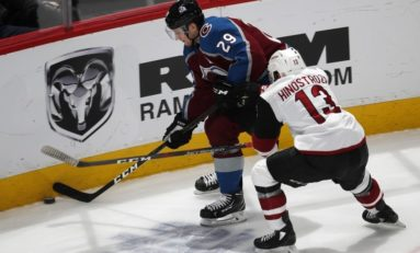 Avalanche Beat Coyotes in Shootout