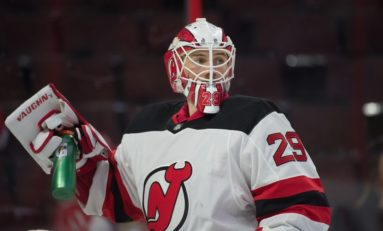THW's Goalie News: Blackwood's Beauty, Vasilevskiy's Historic Run