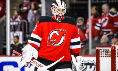 Devils Ready for New Look in Net