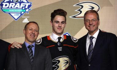 Ducks' First-Round Draft Picks From the Past Decade