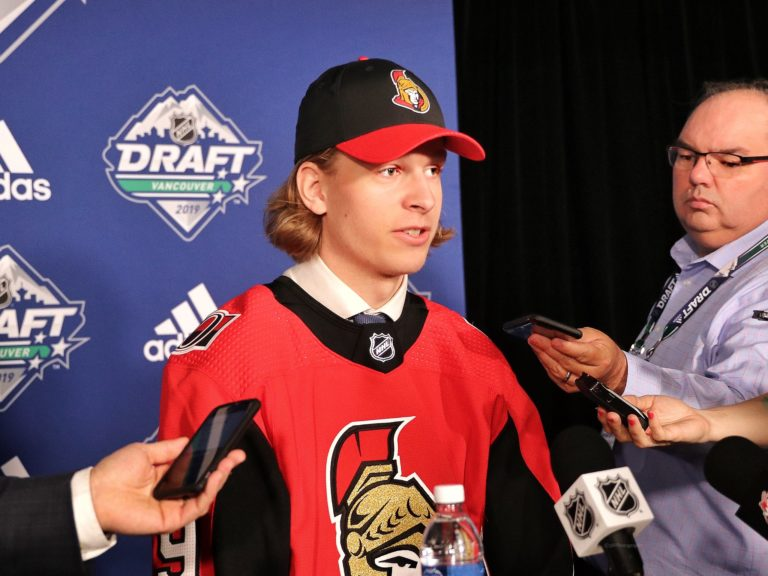 Mads Soogard Ottawa Senators Draft