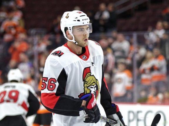 Magnus Paajarvi #56, Ottawa Senators