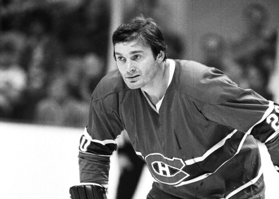 Pete Mahovlich Montreal Canadiens 1970