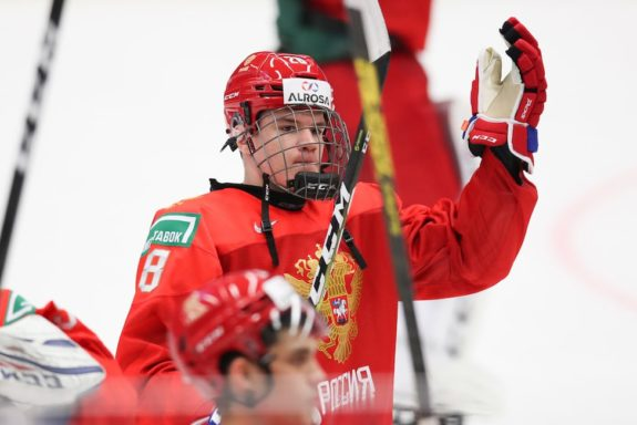 Maxim Groshev Team Russia