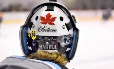 Behind the Mask with Amanda Makela