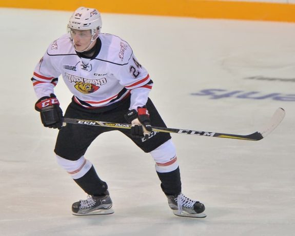 Maksim Sushko Owen Sound Attack