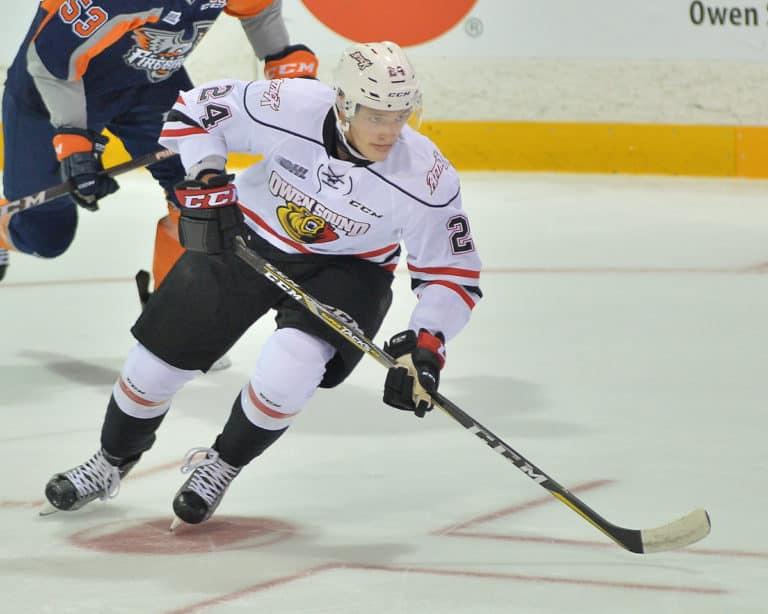 Maksim Sushko Owen Sound Attack