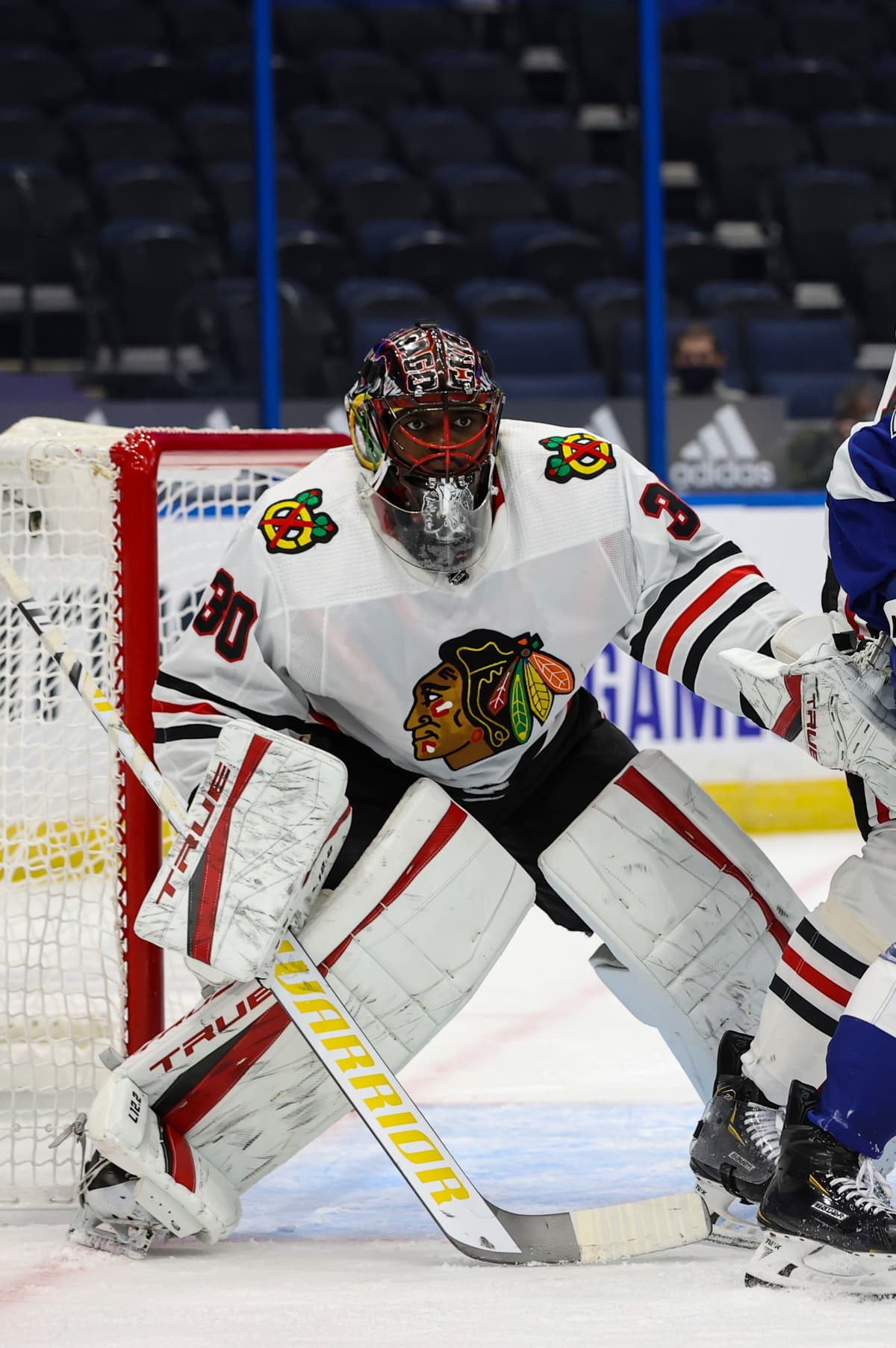 Malcolm Subban Chicago Blackhawks