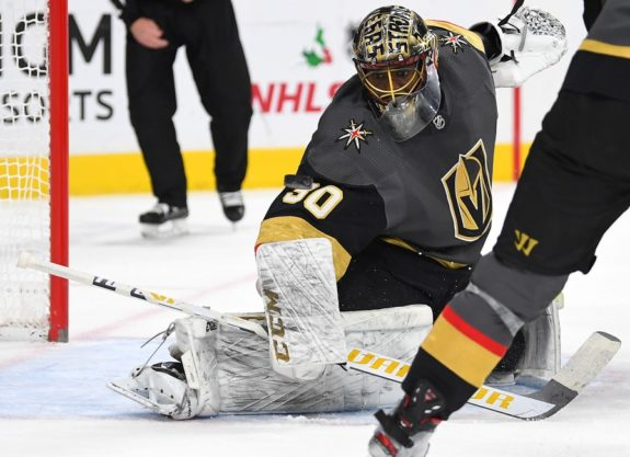 Vegas Golden Knights Malcolm Subban