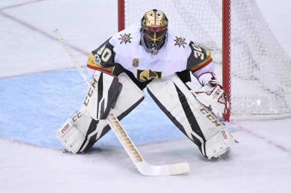Malcolm Subban Golden Knights