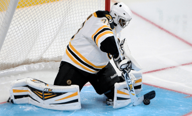 Bruins' Backup Battle will Benefit Goalies