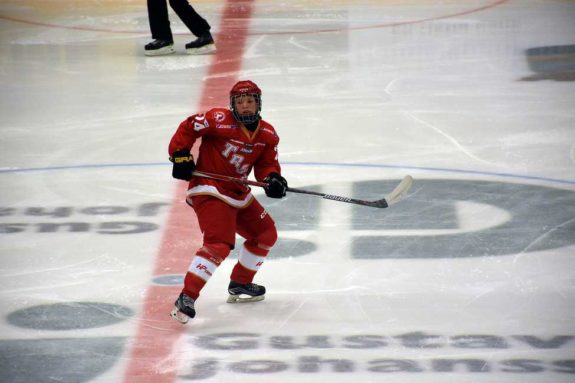 Malou Berggren IF Troja-Ljungby