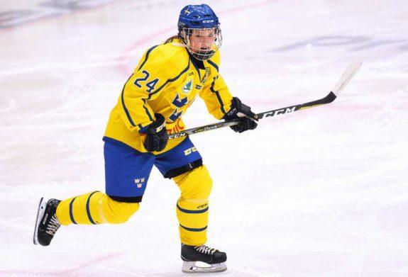 Malou Berggren Team Sweden