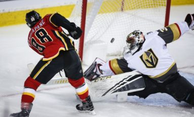 Flames' Mangiapane Having Breakout Season