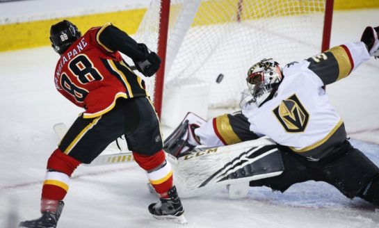 Flames Get Great Potential With Mangiapane Extension