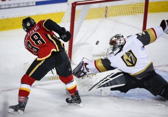 5 Key Games In Calgary Flames Breakout Season