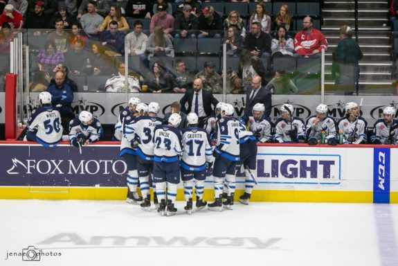 Manitoba Moose Bench