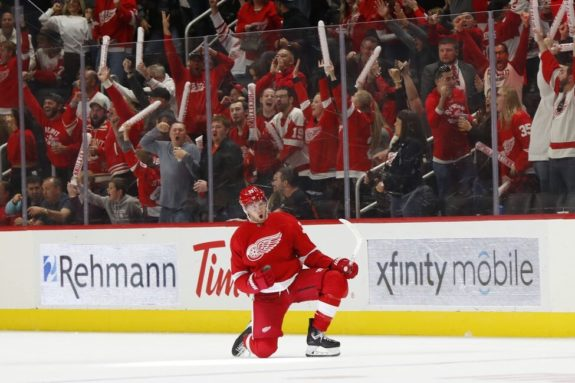 Detroit Red Wings Anthony Mantha