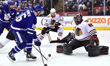 5 Takeaways From Maple Leafs 6-2 Loss to Blackhawks