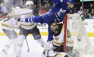 4 Takeaways From Maple Leafs' 3-2 Win in Game 3