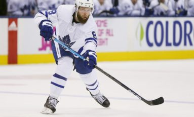 Jake Muzzin's Health Is Key to Maple Leafs' Success