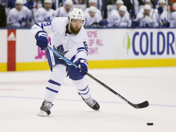 Toronto Maple Leafs Jake Muzzin