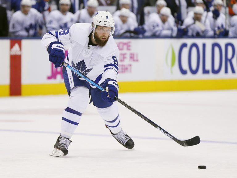 Toronto Maple Leafs Jake Muzzin