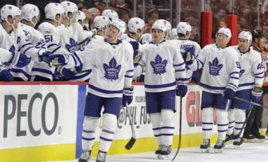 3 New Year's Resolutions for the Maple Leafs