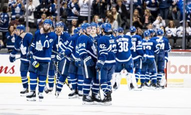 Maple Leafs Already Facing Crucial October