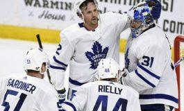 Maple Leafs Beat Golden Knights - Matthews Scores Twice