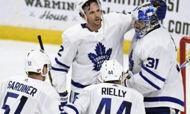 Maple Leafs Beat Wild - Kadri Nets the Winner