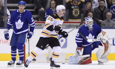 Bruins Ready to Rake the Leafs This Spring