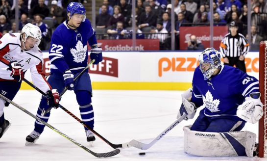 Capitals Down Maple Leafs - Ovechkin Scores 650th