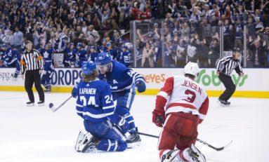 Yogi Berra Was Almost Right: Maple Leafs Win in Overtime