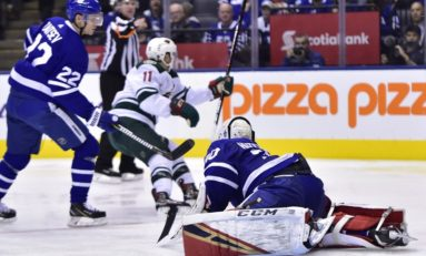 Maple Leafs Lose, but Nylander Scores & Non-All-Star Marner Shines